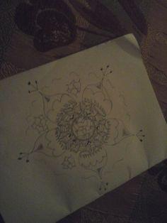Hey, I shares my creation of mandala 💕💕 Share and Like😀😉👍👍💕💕