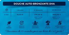 Douche autobronzante - Paris 15ème - Grenelle