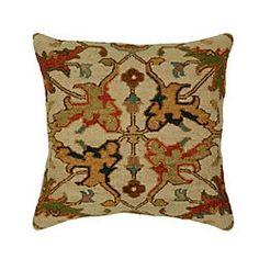 Tennyson Flat Weave Pillow