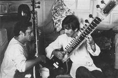 ♥♥Ravi Shankar♥♥  ♥♥♥♥George H. Harrison♥♥♥♥