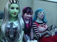 Monster High by TrapDoorLover