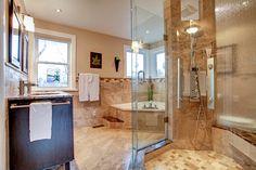 Luxurious master bath retreat | 187 Solingate Drive, Oakville