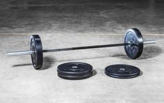 SoCal Econ Bar & Plate Set - CrossFit Package - Rogue Fitness