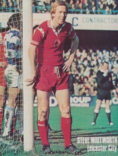 Steve Whitworth Leicester City 1977