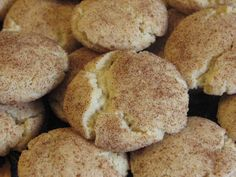 If you like snickerdoodles, theres a good chance youll like these just as well.  These are different than the classic, chewy version because they are instead crispy like a butter cookie.  The best part is the surprising hint of sea salt baked into the cookie as well as in the coating.