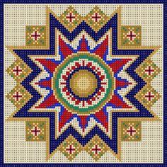 Stitch By Stitch Larchmont Cross Stitch Pillow, Cross Stitch Samplers, Cross Stitch Charts, Cross Stitch Designs, Cross Stitching, Cross Stitch Embroidery, Embroidery Patterns, Cross Stitch Patterns, Bead Loom Patterns