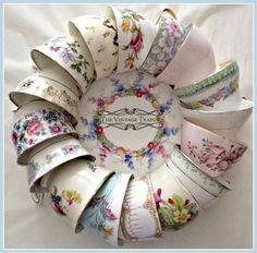 Vintage China Tea Pots, Tea Sets and Tea Cup Candles Tea Cup Art, My Cup Of Tea, Tea Cups, Coffee Cups, Coffee Maker, Vintage Dishes, Vintage China, Vintage Tea, Vintage Cups