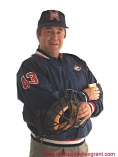 actor Christopher Lee Grant  Umpire 43    www.christopherleegrant.com