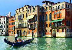 Wenecja. Idealny cel podróży poślubnej :)