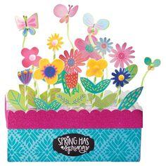 Easter Flower Window Box Kit Makes 1 - Spritz
