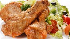 طريقة عمل بروستد الدجاج - Fried #chicken #recipe #main_dish