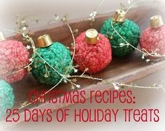 Christmas Recipes: 25 Days of Holiday Treats recipes recipes lovable-food tasty-recipe various