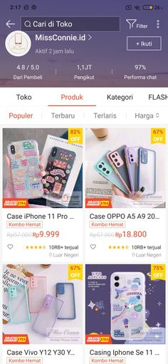 Best Online Clothing Stores, Online Shopping Sites, Galaxy Wallpaper, Iphone Wallpaper, Online Shop Baju, Hp Android, Aesthetic Shop, Happy Shopping, Iphone Cases