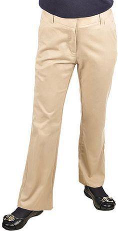 30f132f0f867  Nautica  Apparel  Nautica  Flat  Front  Twill  Pants  (