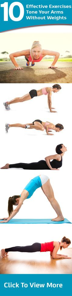 Arm workouts for women at home without equipment google