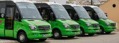 Belmonte lança transporte público municipal - No primeiro mês, entre 21 de agosto e 21 de setembro, as viagens serão todas gratuitas.