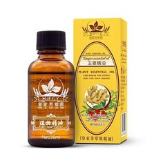 New Arrival Natural Plant Therapy Lymphatic Drainage Ginger Oil Natural Anti Aging Essential Oil Body Massage Essential Oil For Swelling, Ginger Essential Oil, Essential Oils, Tonifier Son Corps, Drainage, Plant Therapy, Herbal Oil, Varicose Veins, Oil Benefits