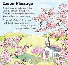 25 Popular Easter Poems For Everyone Easter Poems, Easter Prayers, Easter Quotes, Easter Sayings, Inspirational Easter Messages, Inspirational Readings, Inspirational Photos, Happy Easter Pictures Inspiration, Easter Images Free