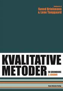 Kvalitative metoder - indeholder bl.a. om dokumentanalyse, policy-analyse, diskursanalyse, interview osv.