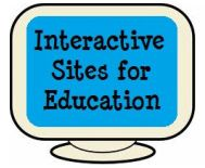 An incredible resource with lists and lists of interactive educational sites organized by subject and topic. #edtech