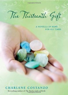 A fable within a modern story explains why people worldwide are attracted to stones. This novella celebrates hope and wonder. The Thirteenth Gift by Charlene Costanzo, paperback is $9.95 http://www.amazon.com/dp/1891836137/ref=cm_sw_r_pi_dp_t0HXqb0RCY0ZP