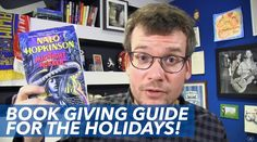 In which John recommends many, many books that will make great gifts this holiday season. Books really do make the best Christmas presents, and I am not at a...