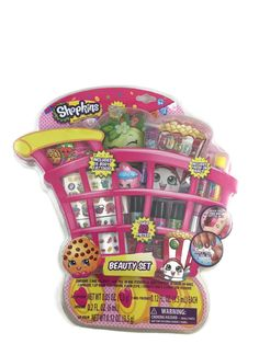 Shopkins Beauty Set - Over 80 pieces included: Toys & Games https://www.amazon.com/Shopkins-Beauty-Set-pieces-included/dp/B017S8V44W/ref=as_li_ss_tl?s=toys-and-games&ie=UTF8&qid=1467788018&sr=1-19&keywords=Shopkins+Toys&linkCode=ll1&tag=herbcoloclea-20&linkId=4edcc32a3688d3438efa5290321c4185
