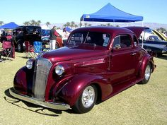 37 Chevy Cpe.