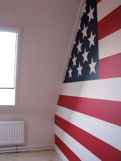 Ik vind de vlaggen van landen mooi.