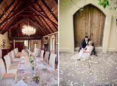 A beautiful and dreamy woodland wedding in South Africa with personal details such as cute 'I do' signs and squeezy hearts and a lot of attention on the children! Wedding Blog, Our Wedding, Woodland Wedding, Hunters, Bespoke, South Africa, Weddings, Bride, Country