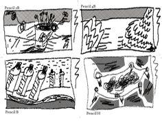 Exemplos realizados com Pencils da serie básica.