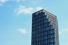 Bałtyk tower in Poznań
