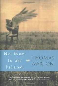 No Man Is an Island by Thomas Merton, http://www.amazon.com/dp/0156027739/ref=cm_sw_r_pi_dp_fLO8pb1H9N3D0