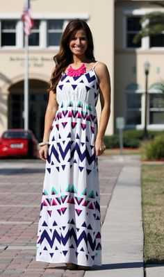 Maxi Dress  http://www.daisyanddukesboutique.com/#!dresses/cz7f
