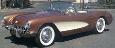 Imagen de 1956 Chevrolet Corvette Convertible Roadster, exterior