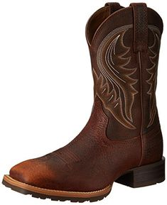 Ariat Men's Hybrid Rancher Western  Boot ** More info could be found at the image url.