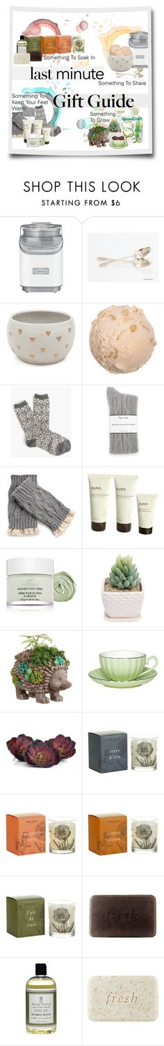 """""""Something To Give"""" by maggiecakes ❤ liked on Polyvore featuring interior, interiors, interior design, home, home decor, interior decorating, Cuisinart, J.Crew, Splendid and Ahava"""