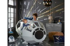 Now THAT is a bed. #StarWars