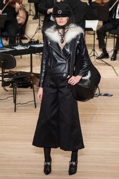 Chanel Pre-Fall 2018 Fashion Show Collection