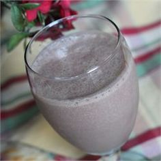 Chocopeanutbanana Smoothie
