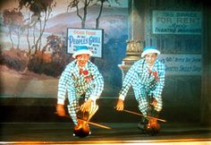 Donald O'Connor and Gene Kelly