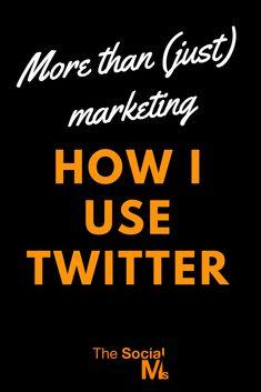 Twitter For Business, Social Business, Online Business, Twitter Bio, Social Media Marketing, Marketing Ideas, Branding, Ms, Teacher
