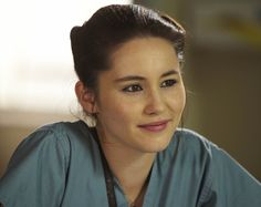 Christina Chong as Witney in ITV's Monroe