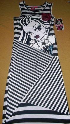 Monster High clothes Frankie dress