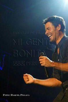 Adoramos esa sonrisa! Juntos En Concierto, 11/6/16 Lima Perú #chayanne @chayannemusic