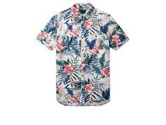 46c16d7b Floral tee Cool Hawaiian Shirts, Hypebeast Store, Great T Shirts, Check  Shirt,