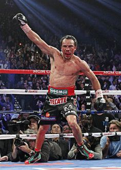 Juan Manuel Marquez won by KO over Pac-man Fight Night Boxing, Mexican Boxers, Muhammad Ali Boxing, Professional Boxing, Boxing Champions, Love Box, Boxing Quotes, Human Poses, Boxing T Shirts
