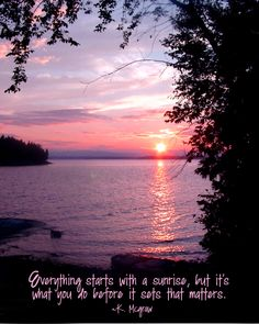 22 Best sunset sayings images