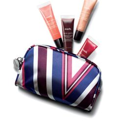 mark. Super Juicy Set DEAL!!! A $40 value for ONLY $18.00!!! - This great set includes: Go To Print Cosmetic Case and Juice Gems fruit lip glosses in papaya, raspberry, fig, and pomegranate.