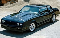 Chevrolet Monte Carlo (late '80s/early '90s)